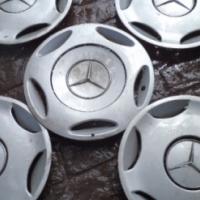 Mercedes original 15 inch hub caps