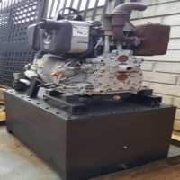 Hydraulic Power Pack and Winch