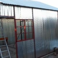 Steel Sheds Hammanskraal, zozo huts Mamelodi  0782901702