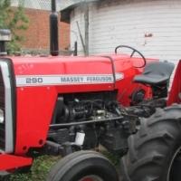 For Sale: Massey Ferguson 290