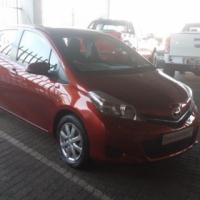2012 Toyota Yaris 1.3 SX 5dr