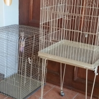 2 Lovely bird cages for sale