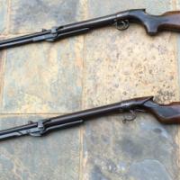 Pellet gun old Bsa air rifles