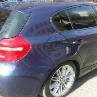 2008 BMW 1 Series motor sport