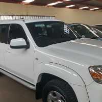 2011 Mazda BT-50 2.5 TD P/U D/C with Canopy