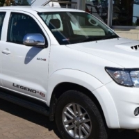 Don't Miss out on this Hot 2015 Toyota Hilux (Legend 45) 3.0 D-4D 4X4 Double Cab Auto