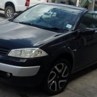 Renault Megane 2 Convertible 2.0 16v. – 2005 model, 6 speed, Hot Top, Must be seen!!!!!
