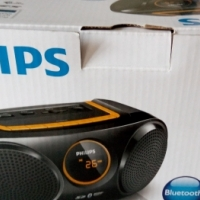 Phillips A10 Portable Speaker.
