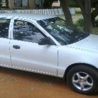 1997 Hyundai Accent XS