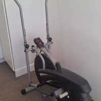 Trojan Strider 110 Elliptical Trainer for sale.