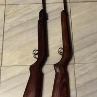 Vintage BSA cadet and gecado air rifles