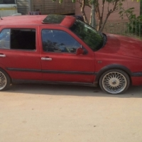 Vw mk golf 3 2lt for sale or swap for vw golf 1 or polo classic injec