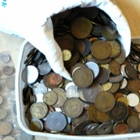 15 KG's of World and South African Coins