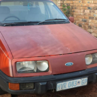 Swop my Ford Sierra XR6 for small car