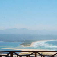 Plettenberg Bay, 7 nights self catering for four people in a penthouse