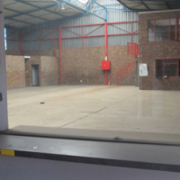 Factory to let at main intersection