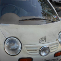 Electric Vehicle Zap Zebra