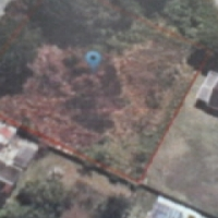 Vacant plot in Saxilby