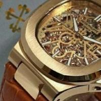A designer watches