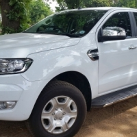 2016 Ford Ranger 2.2 XLT Double Cab