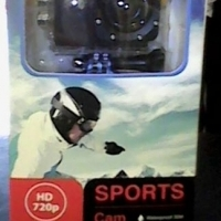 Sports cam for sale.