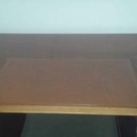 For Sale Big Brown Wooden Desk.