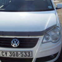 VW Polo 1.6 2006 Model, 5 Doors factory A/C And C/D Player