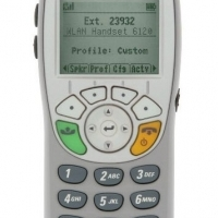 :: AVAYA WLAN HANDSET 6129 WIRELESS VOIP PHONE ::