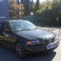BMW 3 Series 320d A/T (E46) F/L