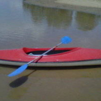Canoes and pool furniture for sale