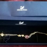 Swarovski Women's Bracelet Naughty Purple 1084572