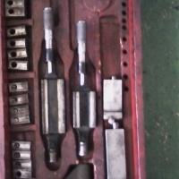 Van Norman 888 engine block reboring machine