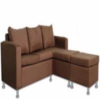Affordable designer corner suite!
