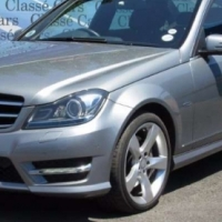 Mercedes Benz C Class C350 Avantgarde BE A/T