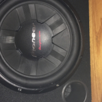 Sub + amp for sale
