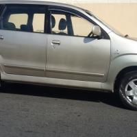 R129 999 - 2011 Toyota Avanza 1.5 Sx 7 seater for sale
