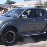 D CAB Mitsubishi triton 2.5did