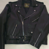 Hiperbol Club International Genuine Leather Jacket