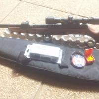 GAMO CFX Royal Air-rifle complete set