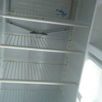 White Defy F640 double door fridge/freezer