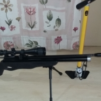 Airvolution 5.5mm PCP Air Rifle