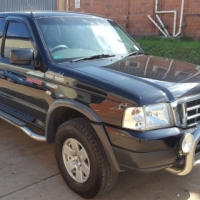 2007 Ford Ranger 2.5 Montana Clubcab