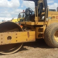 Rollers Caterpillar Cat CS533D