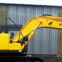 Excavators Hyundai R140LC-7 14 Ton Excavator