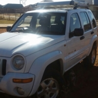 2003 Jeep Cherokee V8  (KJ series)