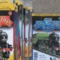 The flying scotsman (Hornby) train