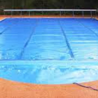 PVC Swimming Pool Covers & Solar Bubble blankets