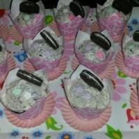 Homemade Oreo & Carrot cupcakes