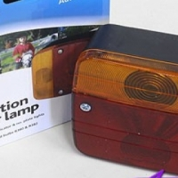 Square Trailer Taillight -Sold each