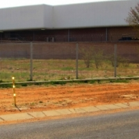 Large Business Stand In Klerksdorp on Auction